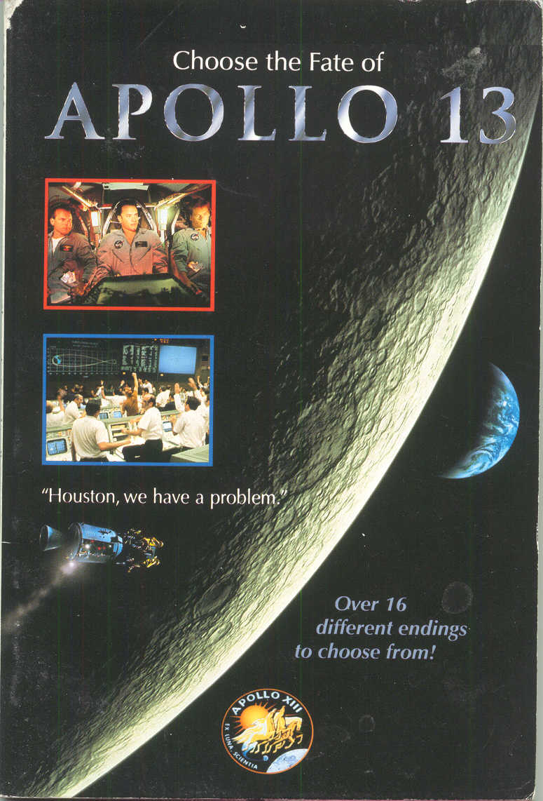 conflicts in the movie apollo 13 Problem solving - apollo 13 as a result of the movie apollo 13 is there more or less conflict when people are busy and focused or when there is less to do and they have time on their hands.