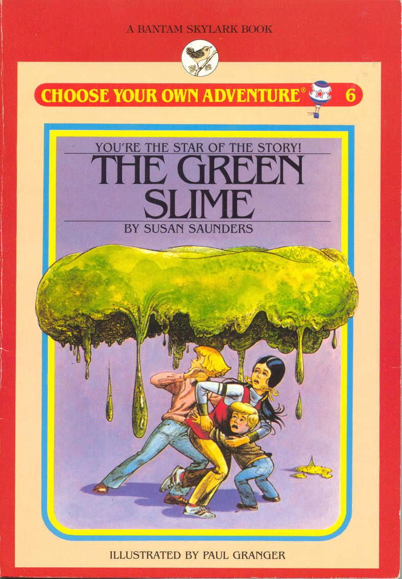 Choose Your Own Adventure Skylark Edition