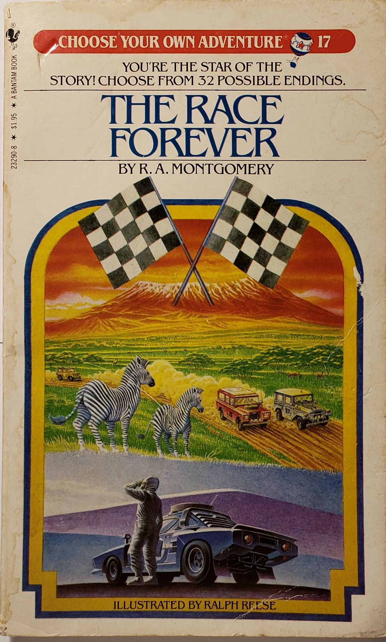 Item The Race Forever Demian S Gamebook Web Page