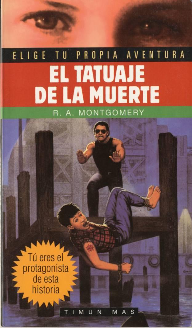 Elige tu their aventura #51 - the CIMITARRA DE PLATA (timun mas, 1989) Español