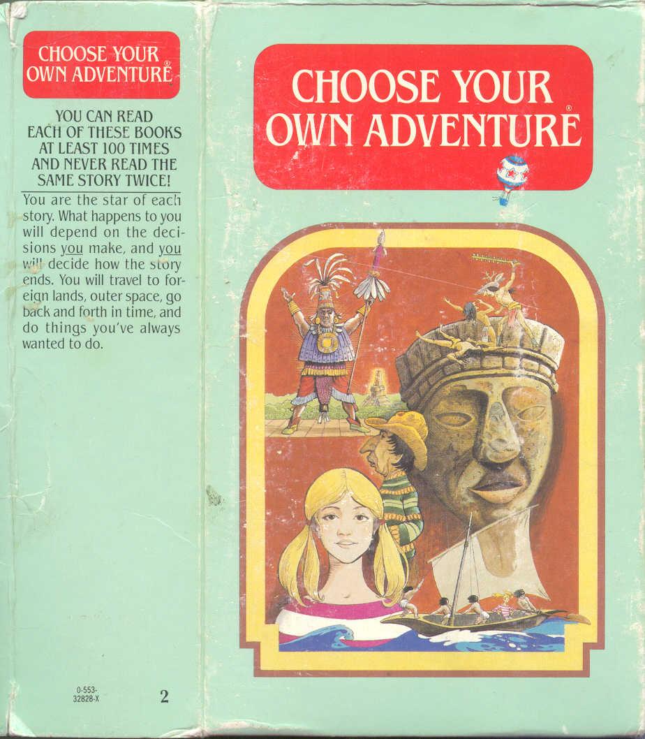 Item Choose Your Own Adventure Box Set 2 Demian S
