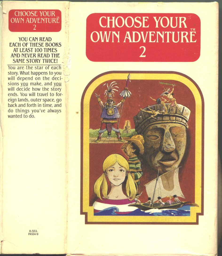 Deadwood City (Choose Your Own Adventure #8)