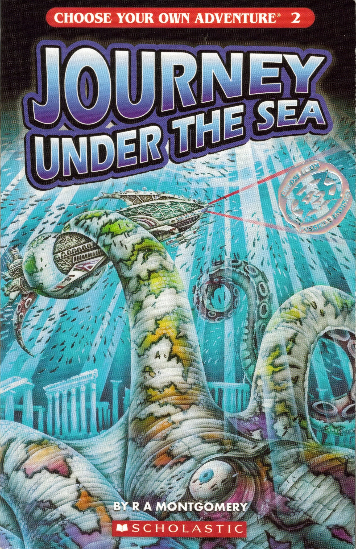 Image result for Journey Under the Sea