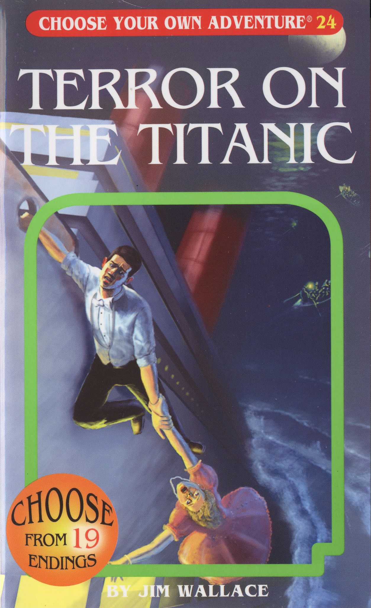 Item Terror On The Titanic Demian S Gamebook Web Page