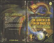 The Warlock of Firetop Mountain (wraparound cover)