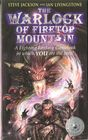 The Warlock of Firetop Mountain (unlimited reissue cover)