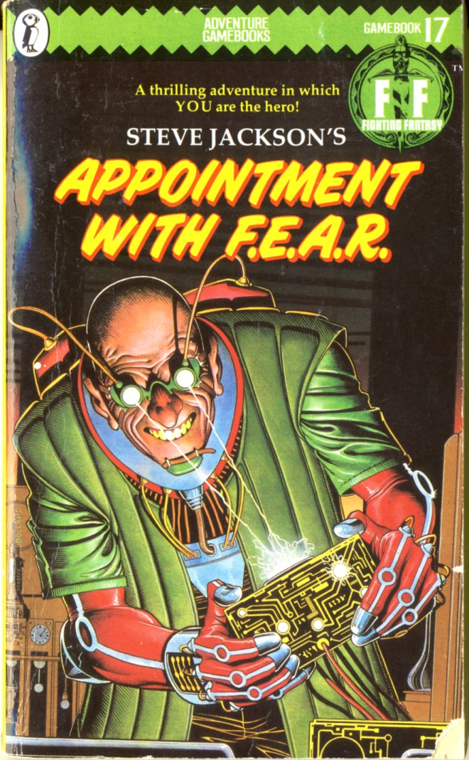 Item - Appointment with F.E.A.R. - Demian's Gamebook Web Page | 660 x 1068 jpeg 257kB