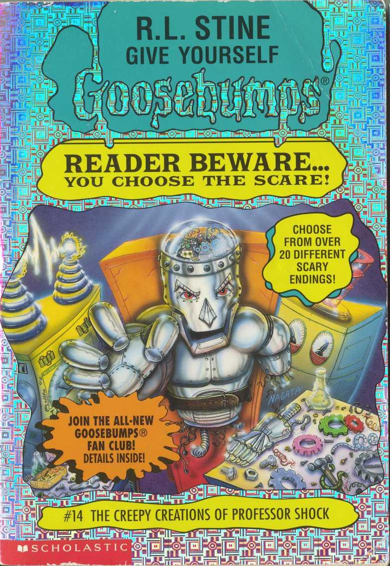 Goosebumps The Game Dark Room