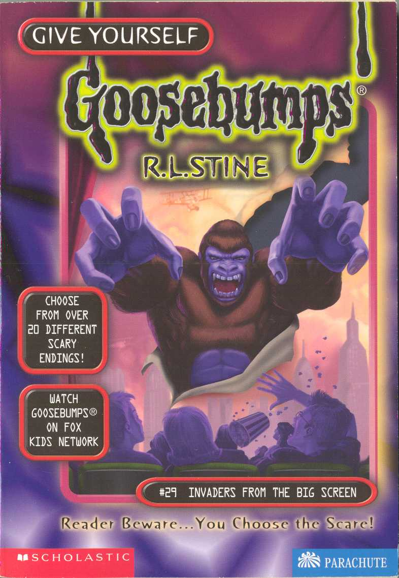Give Yourself Goosebumps (Literature) - TV Tropes