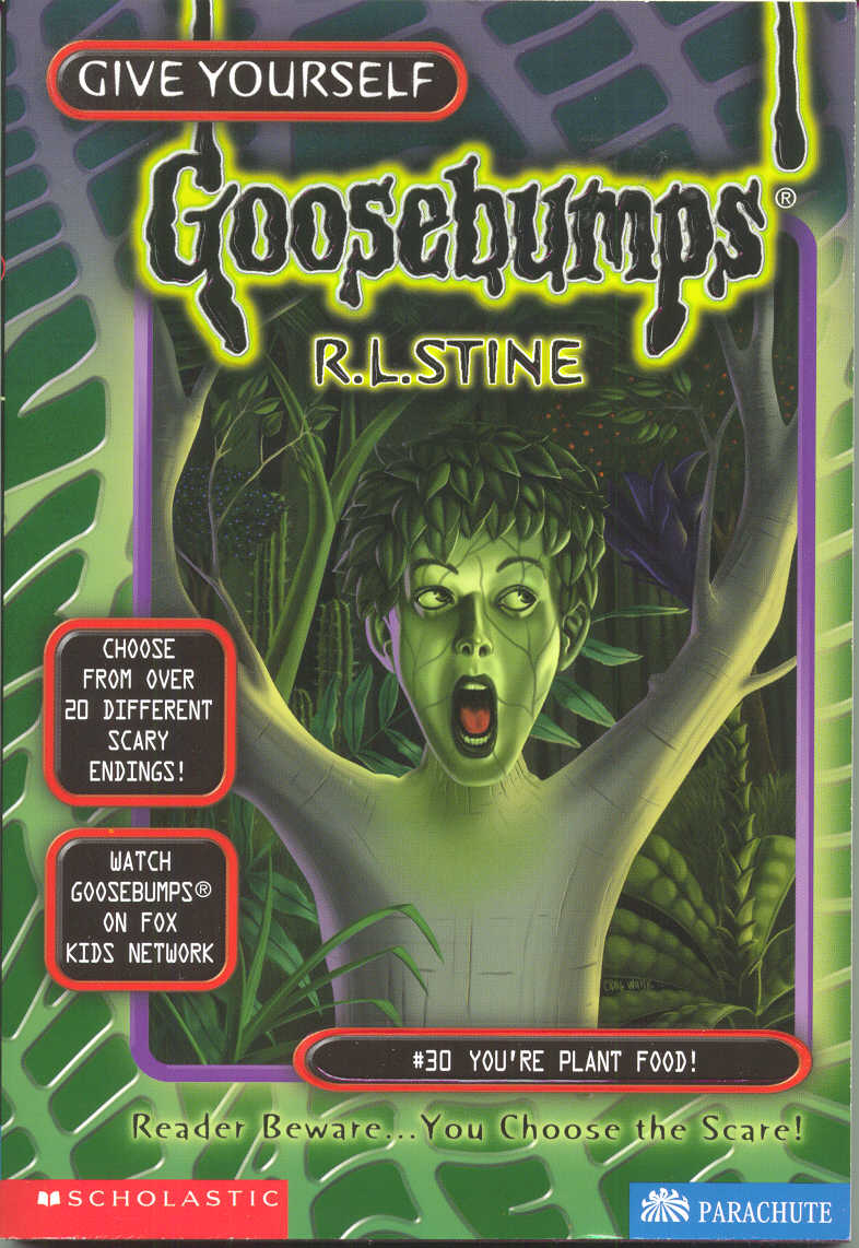 Reader Beware - Give Yourself Goosebumps, Attack Of The Beastly #18 R. L. Stine
