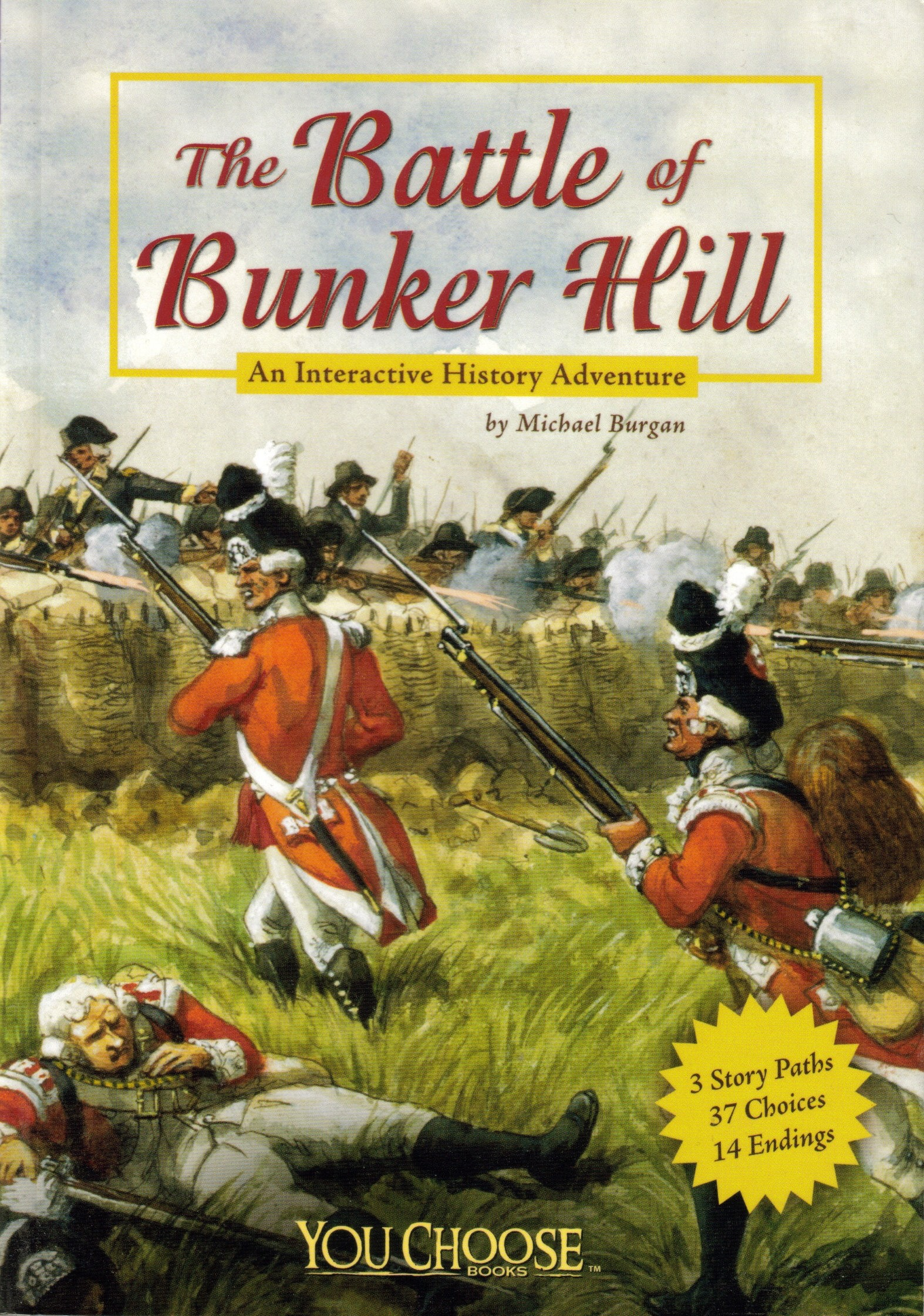 Item The Battle Of Bunker Hill Demian S Gamebook Web Page