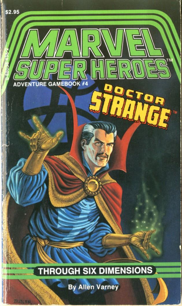 Errata de la série SUPER HEROS MARVEL Msh4