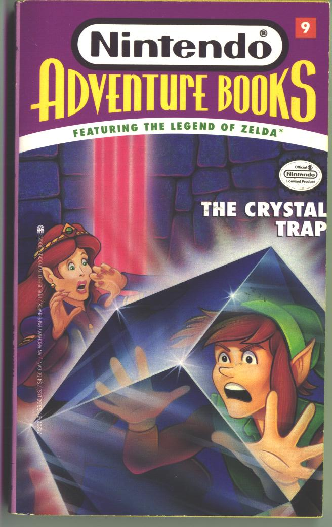 Nintendo Adventure Books