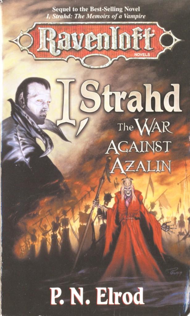 The War Against Azalin I Strahd