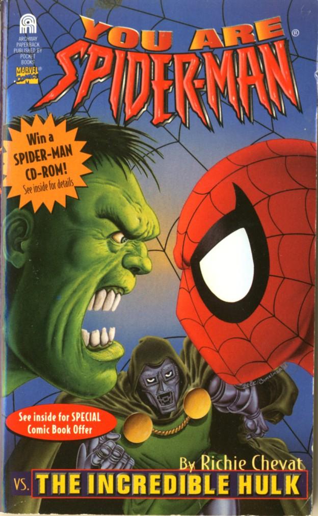 Item - Spider-Man vs. the Incredible Hulk - Demian's ...